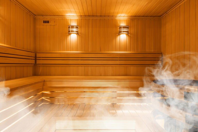 Sauna vs Steam Rooms