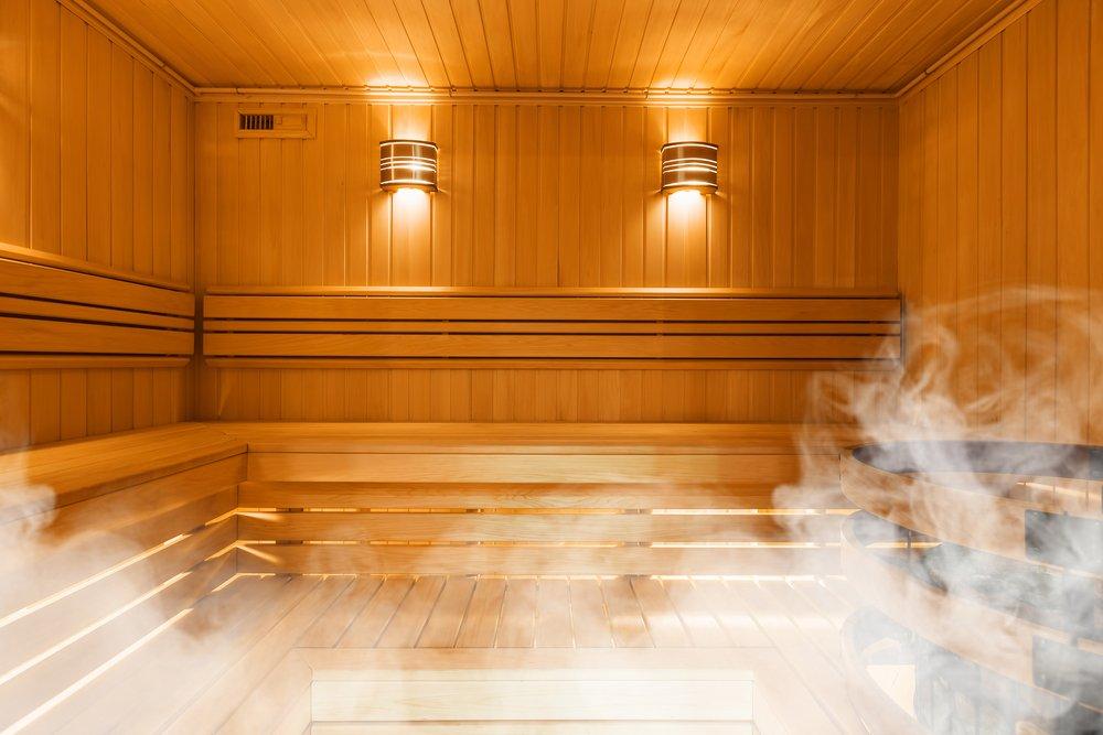 Sauna vs Steam Rooms