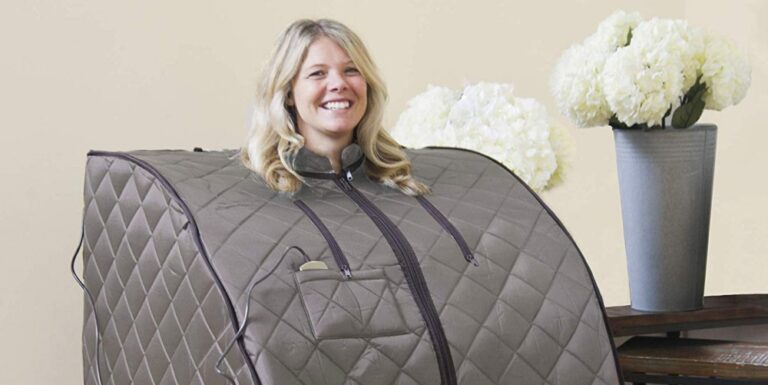 best portable infrared sauna